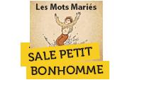 logo Sale Petit Bonhomme - Les Mots Mariés