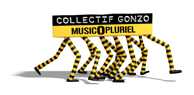 Logo du Collectif Gonzo